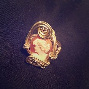 Jewelry - Antique Cameo Ring